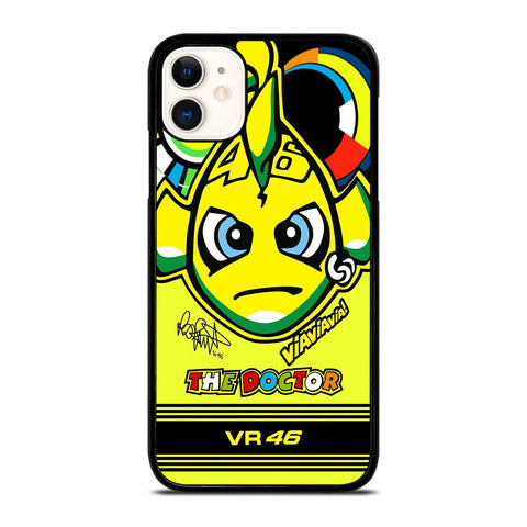 VALENTINO ROSSI 46 MOTOR GP iPhone 11 Case Cover