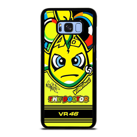 VALENTINO ROSSI 46 MOTOR GP Samsung Galaxy S8 Plus Case Cover