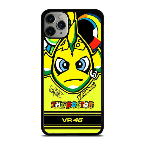 VALENTINO ROSSI 46 MOTOR GP iPhone 11 Pro Max Case Cover
