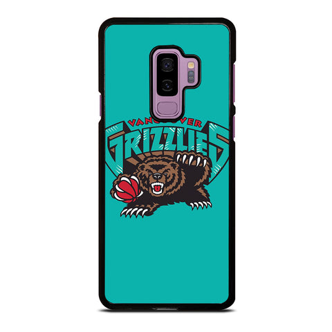 VANCOUVER GRIZZLIES LOGO Samsung Galaxy S9 Plus Case Cover