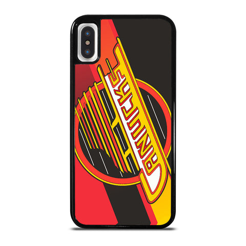 VANCOUVER CANUCKS LOGO iPhone X / XS Case Cover