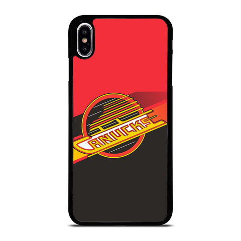 VANCOUVER CANUCKS SYMBOL iPhone XS Max Case Cover