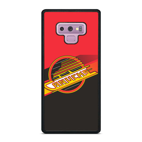 VANCOUVER CANUCKS SYMBOL Samsung Galaxy Note 9 Case Cover