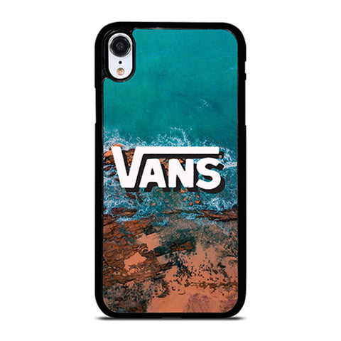 VANS OFF THE WALL OCEAN iPhone XR Case Cover