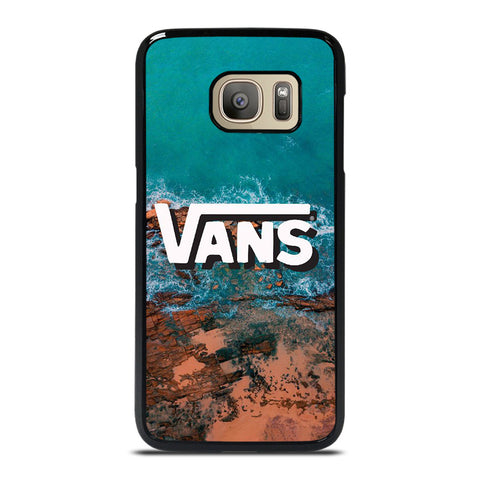 VANS OFF THE WALL OCEAN Samsung Galaxy S7 Case Cover