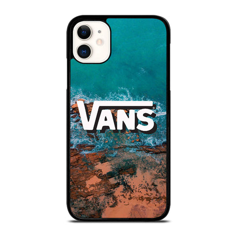VANS OFF THE WALL OCEAN iPhone 11 Case Cover