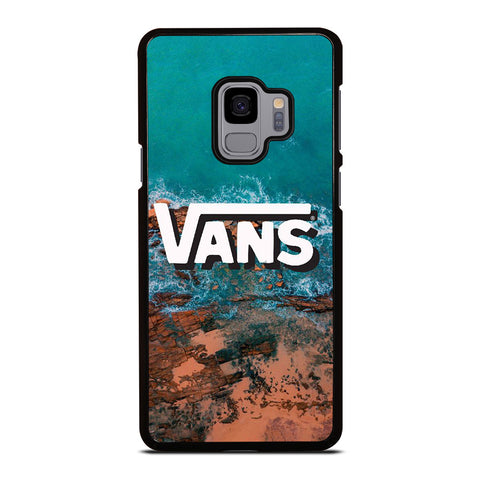 VANS OFF THE WALL OCEAN Samsung Galaxy S9 Case Cover