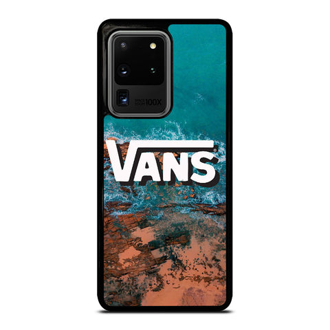 VANS OFF THE WALL OCEAN Samsung Galaxy S20 Ultra Case Cover