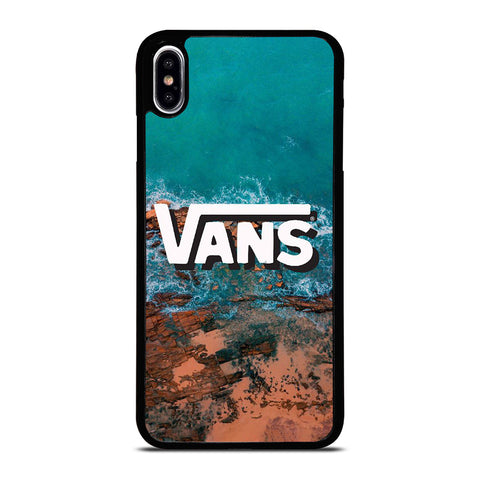 VANS OFF THE WALL OCEAN iPhone XS Max Case Cover