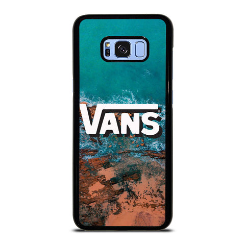 VANS OFF THE WALL OCEAN Samsung Galaxy S8 Plus Case Cover