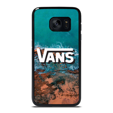 VANS OFF THE WALL OCEAN Samsung Galaxy S7 Edge Case Cover
