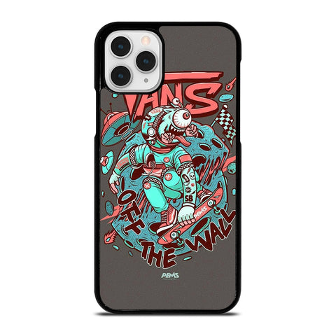 VANS OFF THE WALL ART iPhone 11 Pro case