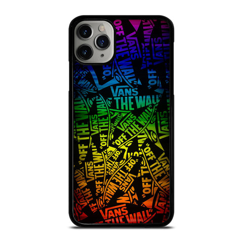 VANS OFF THE WALL COLLAGE iPhone 11 Pro Max Case Cover