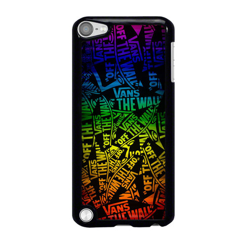 VANS OFF THE WALL COLLAGE iPod Touch 5 Case