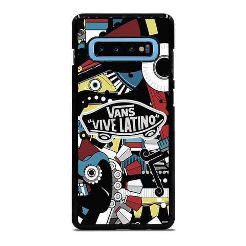 VANS OFF THE WALL VIVE Samsung Galaxy S10 Plus Case Cover