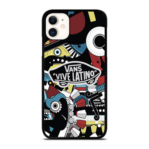 VANS OFF THE WALL VIVE iPhone 11 Case Cover
