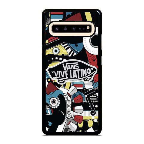 VANS OFF THE WALL VIVE Samsung Galaxy S10 5G Case Cover