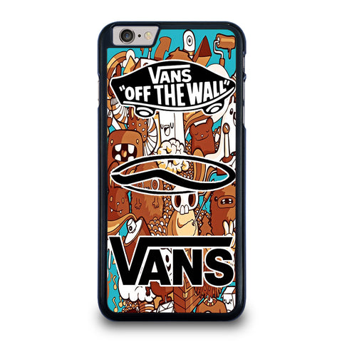 VANS OFF THE WALL logo iPhone 6 / 6S Plus Case Cover