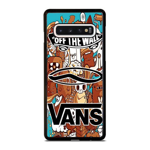 VANS OFF THE WALL logo Samsung Galaxy S10 Case Cover