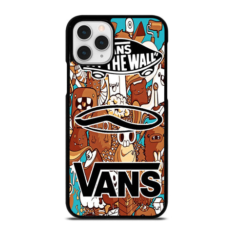 VANS OFF THE WALL logo iPhone 11 Pro Case Cover