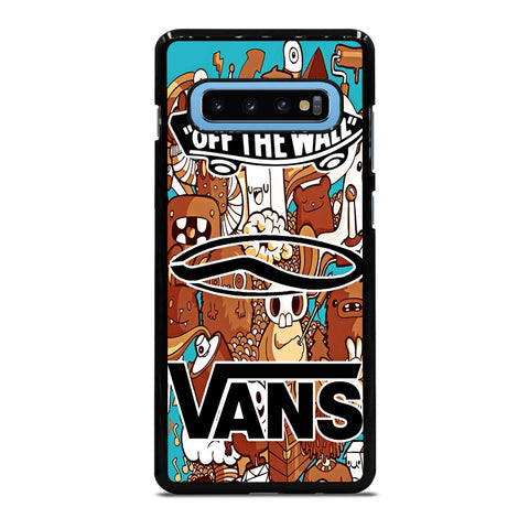 VANS OFF THE WALL logo Samsung Galaxy S10 Plus Case Cover