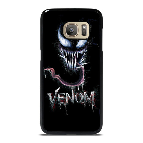 VENOM FACE  MARVEL Samsung Galaxy S7 Case Cover