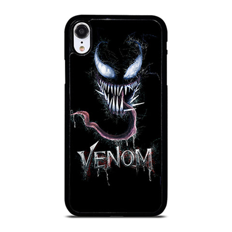 VENOM FACE  MARVEL iPhone XR Case Cover