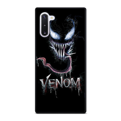 VENOM FACE  MARVEL Samsung Galaxy Note 10 Case Cover