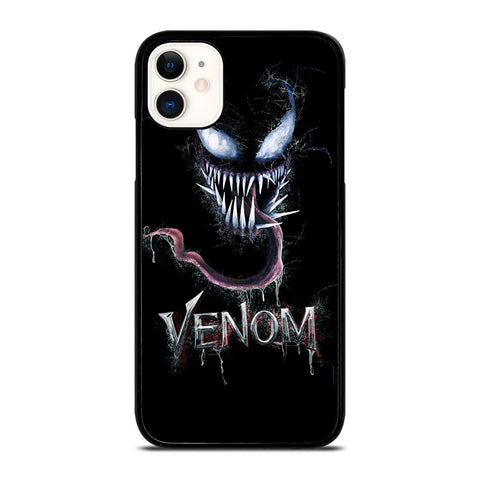 VENOM FACE  MARVEL iPhone 11 Case Cover