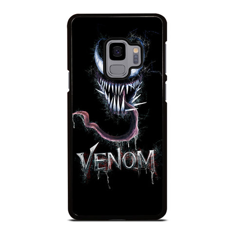 VENOM FACE  MARVEL Samsung Galaxy S9 Case Cover
