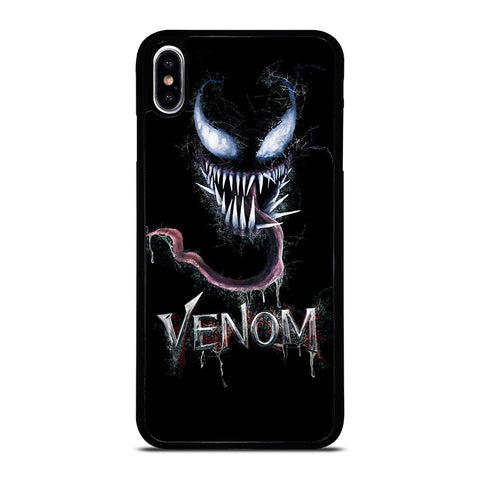 VENOM FACE  MARVEL iPhone XS Max Case Cover