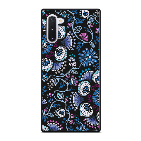 VERA BRADLEY BLACK Samsung Galaxy Note 10 Case Cover