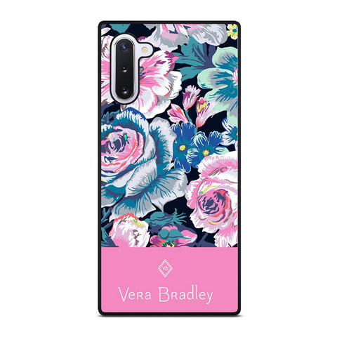 VERA BRADLEY FLOWER Samsung Galaxy Note 10 Case Cover