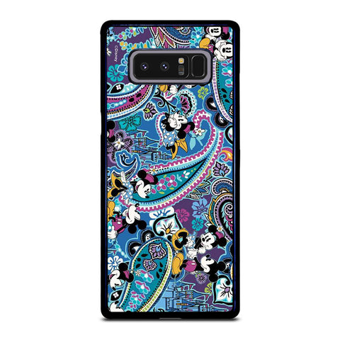 VERA BRADLEY MICKEY MOUSE BLUE Samsung Galaxy Note 8 Case Cover