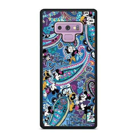 VERA BRADLEY MICKEY MOUSE BLUE Samsung Galaxy Note 9 Case Cover