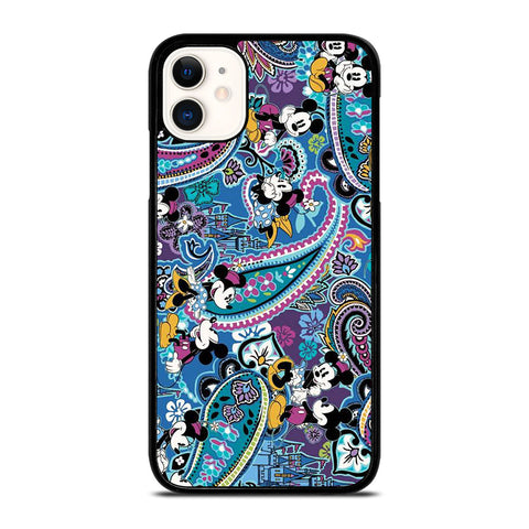 VERA BRADLEY MICKEY MOUSE BLUE iPhone 11 Case Cover