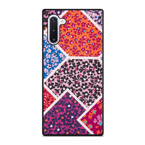 VERA BRADLEY PATTERNS Samsung Galaxy Note 10 Case Cover