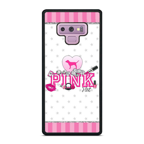 VICTORIA'S SECRET PINK DOG Samsung Galaxy Note 9 Case Cover