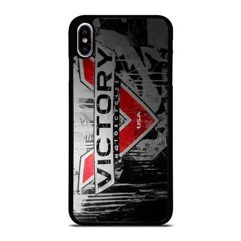 VICTORY MOTORCYCLES USA iPhone XS Max Case Cover