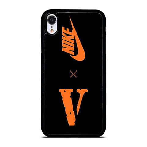 VLONE X NIKE LOGO iPhone XR Case Cover