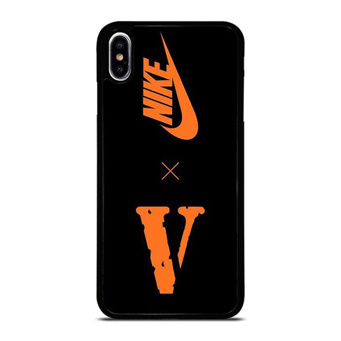 VLONE X NIKE LOGO iPhone XS Max Case Cover