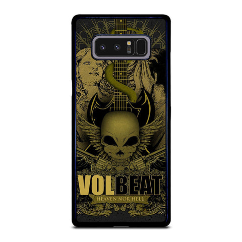 VOLBEAT HEAVEN NOR HELL Samsung Galaxy Note 8 Case Cover