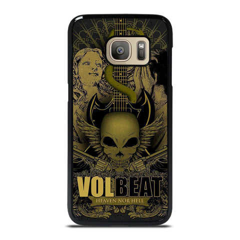 VOLBEAT HEAVEN NOR HELL Samsung Galaxy S7 Case Cover