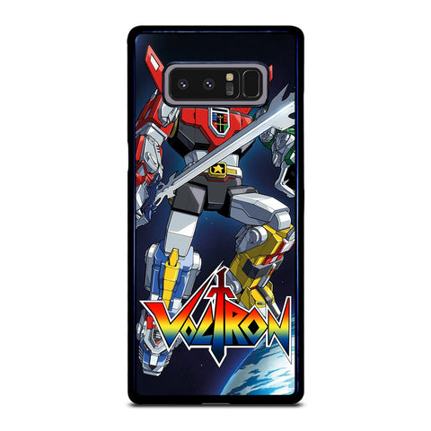VOLTRON LION FORCE ROBOT Samsung Galaxy Note 8 Case Cover