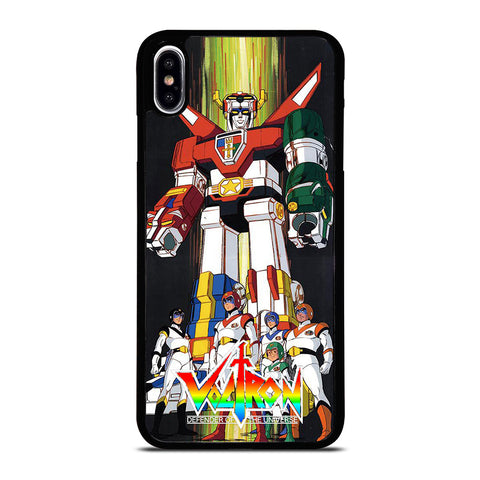 VOLTRON LION FORCE ANIME-iphone-xs-max-case-cover