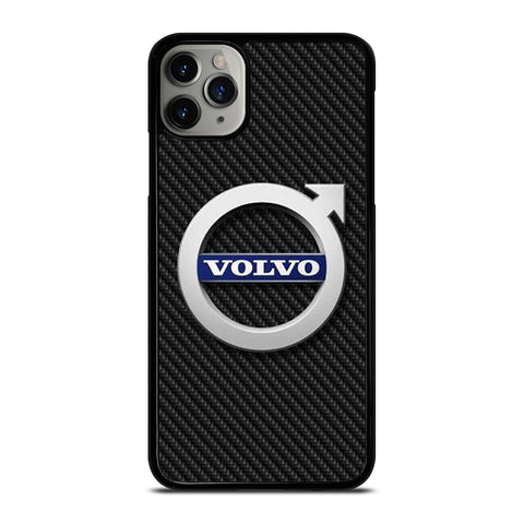 VOLVO CARBON LOGO iPhone 11 Pro Max Case Cover