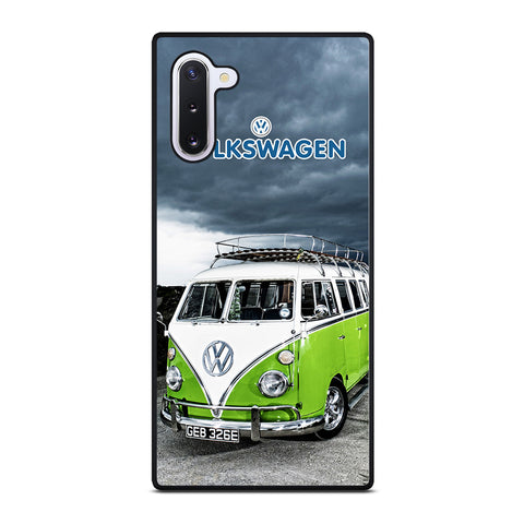 VW VOLKSWAGEN RETRO VAN Samsung Galaxy Note 10 Case Cover
