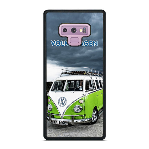 VW VOLKSWAGEN RETRO VAN Samsung Galaxy Note 9 Case Cover