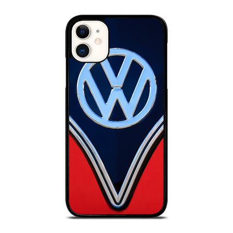 VW VOLKSWWAGEN EMBLEM iPhone 11 Case Cover