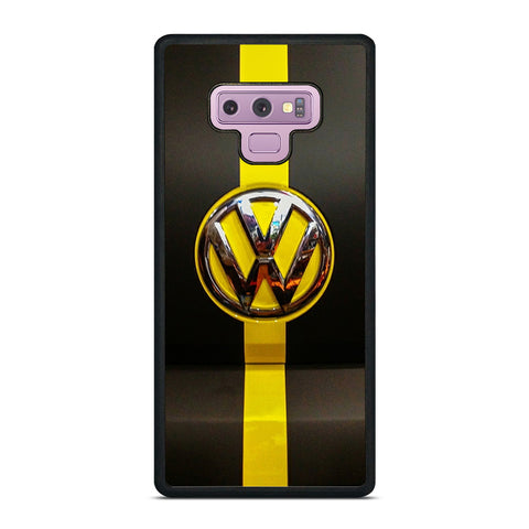 VW VOLKSWWAGEN HOOD EMBLEM Samsung Galaxy Note 9 Case Cover